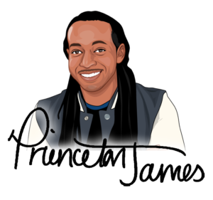 Princeton James